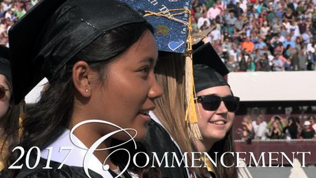 Commencement 2017 Highlights