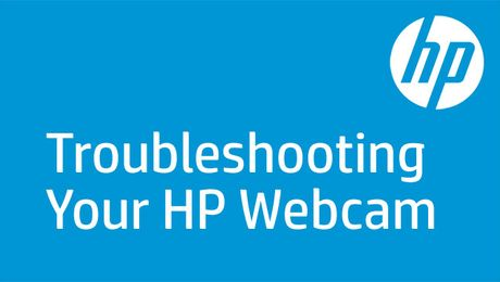 Troubleshooting Your HP Webcam