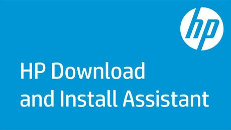 HP Download and Install Assistant