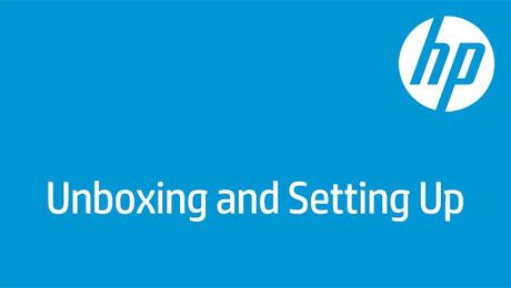 Unboxing and Setting Up - HP LaserJet Pro M501 Printer