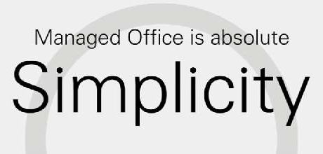Managed Office is Absolute Simplicity