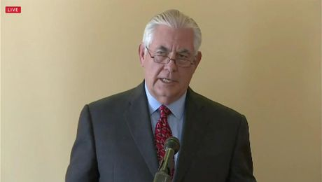 Secretary Tillerson Comments on U.S.-ASEAN Relationship