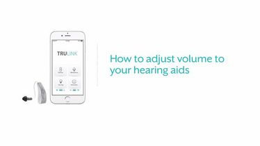 TruLink - Volume in Settings