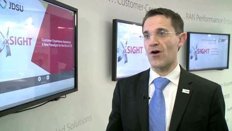 VanillaPlus Interviews - Edoardo Rizzi of JDSU at Mobile World Congress 2014