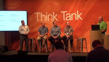 Cisco Live 2016 - Think Tank Presentation