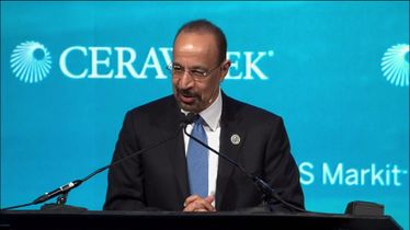Welcome and ministerial address with HE Khalid A. Al-Falih