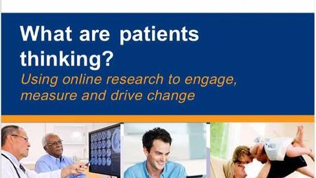 Using Research and Training to Deliver the Services Patients Really Want
