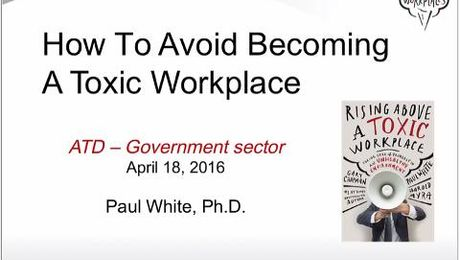 How to Fix a Toxic Workplace (or Survive One)
