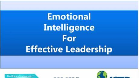 Emotional Intelligence and Leadership