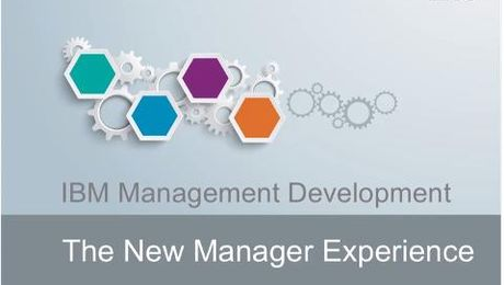 The IBM Manager Experience: A Strategic Transformation