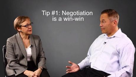 Tips on Salary Negotiations