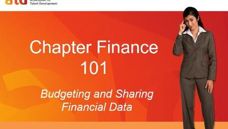 Chapter Finance 101 Budgeting and Sharing Financial Data