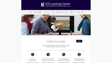 ICE Video Library & StrokeHelp®: What's the Difference?