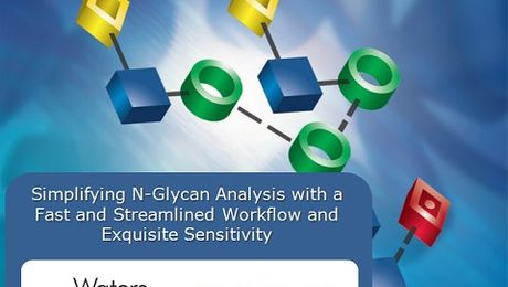 GEN Webinar: A Simplified Workflow for N-Glycan Analysis Combining Speed, Simplicity, and Unrivaled Sensitivity