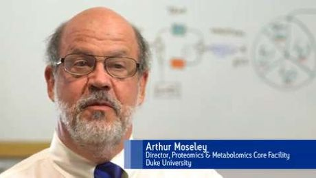 Arthur Moseley, Duke: Determining Biological Significance in Targeted Proteomics