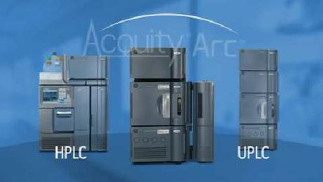 ACQUITY Arc System for HPLC and UHPLC