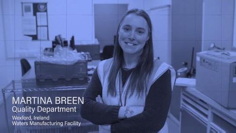 What quality means to Martina Breen