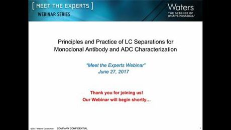 Principle and Practice of LC Separations for Monoclonal Antibody and ADC Characterization
