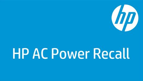HP AC Power Recall
