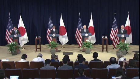 U.S.-Japan Security Consultative Committee Joint Press Availability