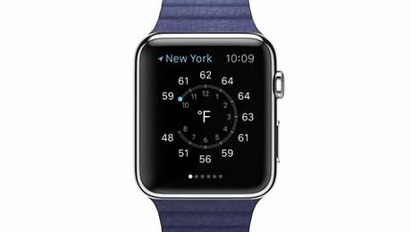 Apple Watch - TheWatch Reimagined