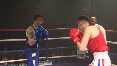 Forces Boxers Battle With Top Amateurs: Part Two