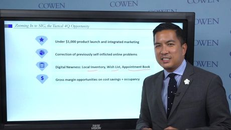 Oliver Chen 09/12/17- Takeaways from Signet CEO Meeting