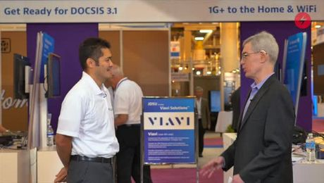 Viavi Solutions Perspective on DOCSIS 3.1 and Virtual Test