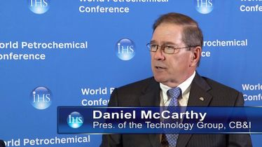 Daniel McCarthy, President of the Technology Group, CB&I