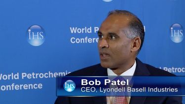 Bob Patel, CEO Lyondell Basell Industries