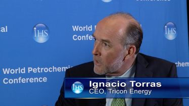 Ignacio Torras, CEO, Tricon Energy