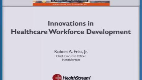 Innovations in Healthcare Workforce Development