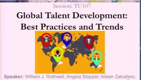 Global Talent Development: Best Practices and Trends
