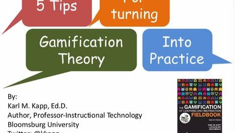 5 Tips for Turning Gamification Theory Into Practice
