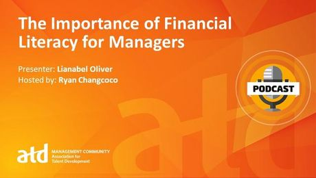 The Importance of Financial Literacy for Managers