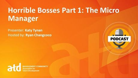 Horrible Bosses Part 1: The Micro Manager