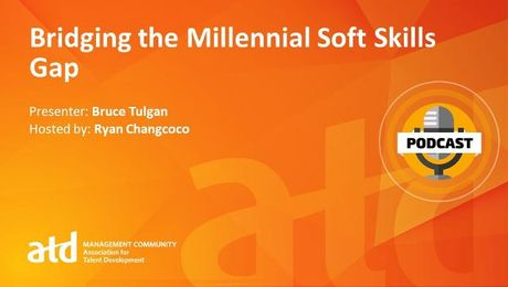 Bridging the Millennial Soft Skills Gap