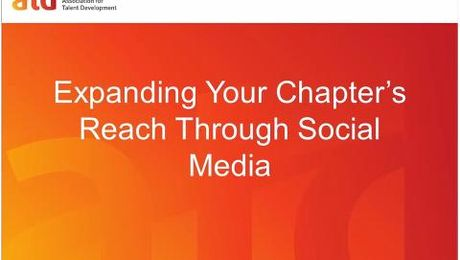 Let's Get Social Expanding Your Chapter's Reach Through Social Media