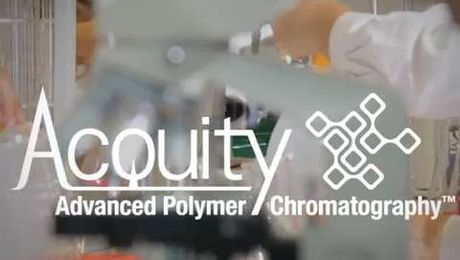 ACQUITY Advanced Polymer Chromatography System