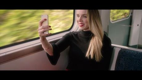 High Speed Train-to-Trackside Wi-Fi