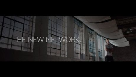 The New Network. Inspired by You