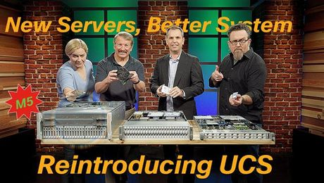 TechWiseTV: New Servers, Better System. Reintroducing Cisco UCS