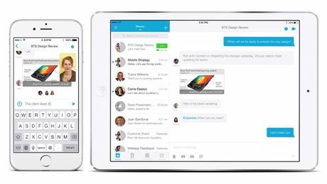 Customize Your Profile on an Apple Device