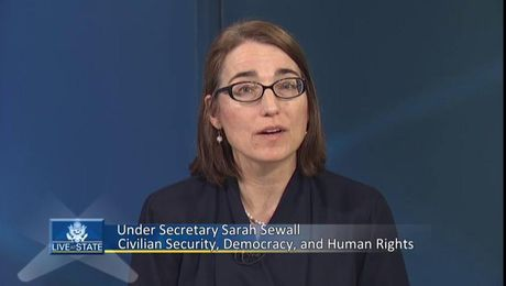 LiveAtState: Threats to Civilian Security in Africa