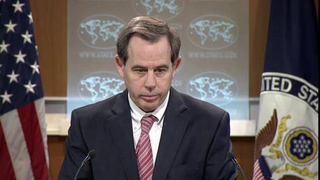 State Department Briefing on Syria with Acting Assistant Secretary Jones