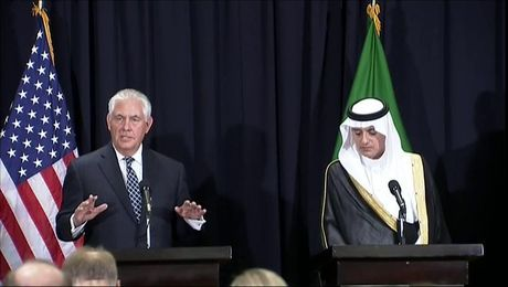 Remarks With Saudi Foreign Minister Adel al-Jubeir at a Press Availability
