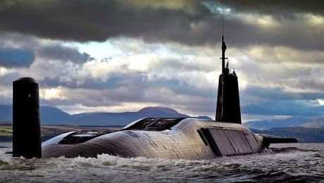 Trident: In Numbers