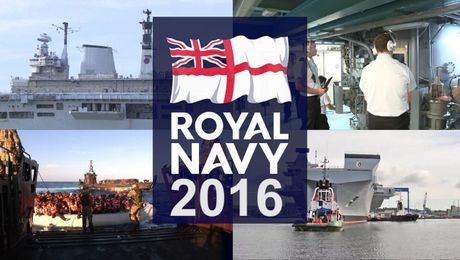 The Royal Navy In 2016
