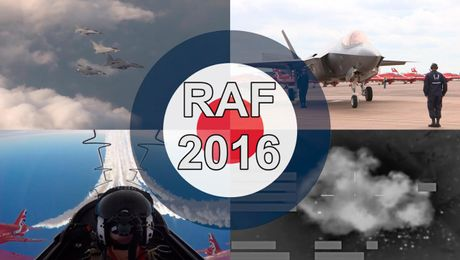 The RAF In 2016