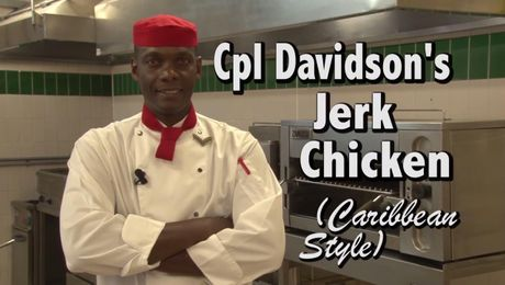 2PWRR Chef Shows Us How To Make The Best Jerk Chicken